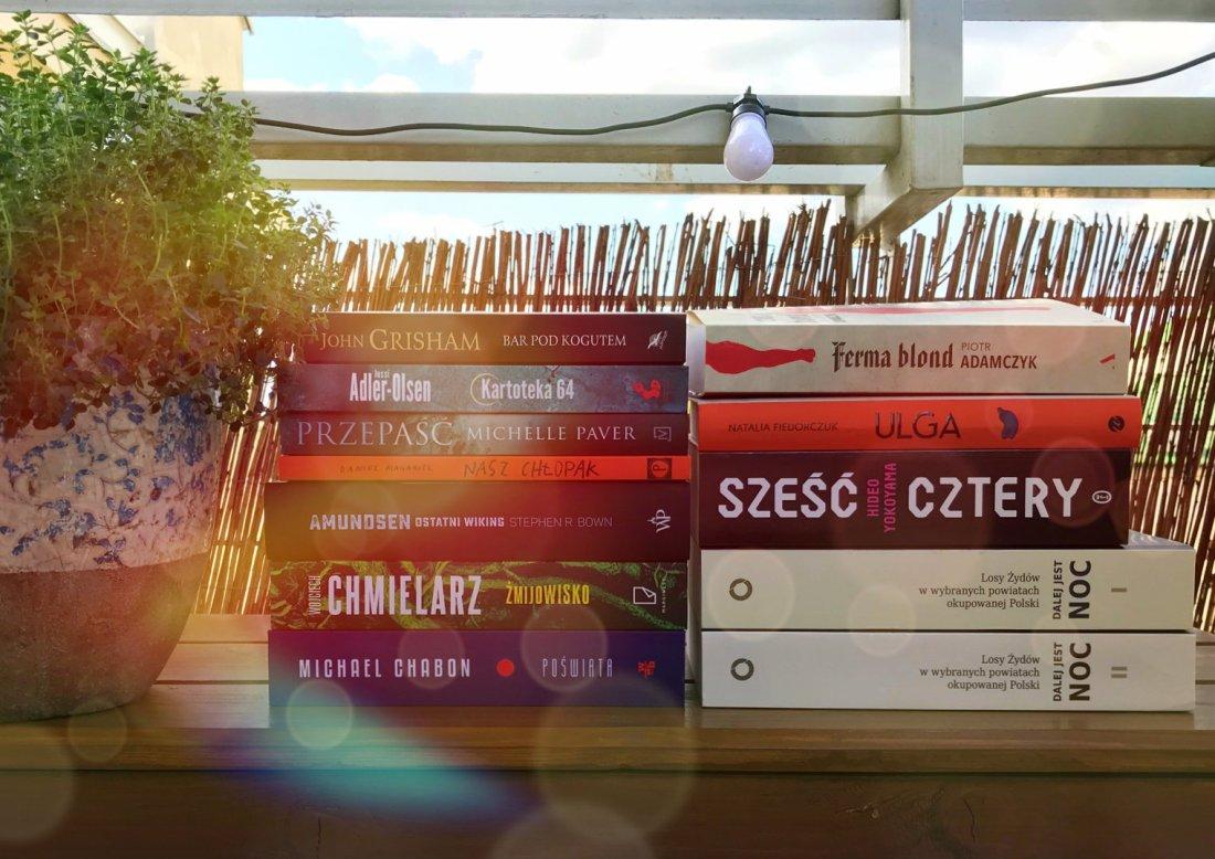 książki 2018